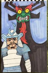Samurai Jack by nickmandl