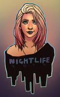 Nightlife by obxidi