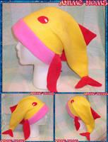 Goldfish Hat by AnimeNomNoms