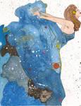 Lady Universe by Keagerz