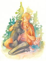 aph - lappalaiskoira by scrii
