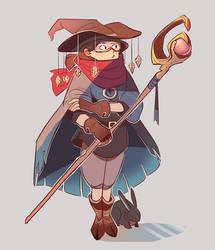 witchsona by scrii