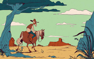 western by scrii