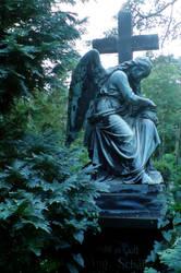 Fallen Angel by Ange-d-etre
