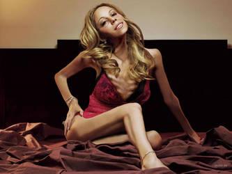Skinny anorexia Mariah Carey by gw3n