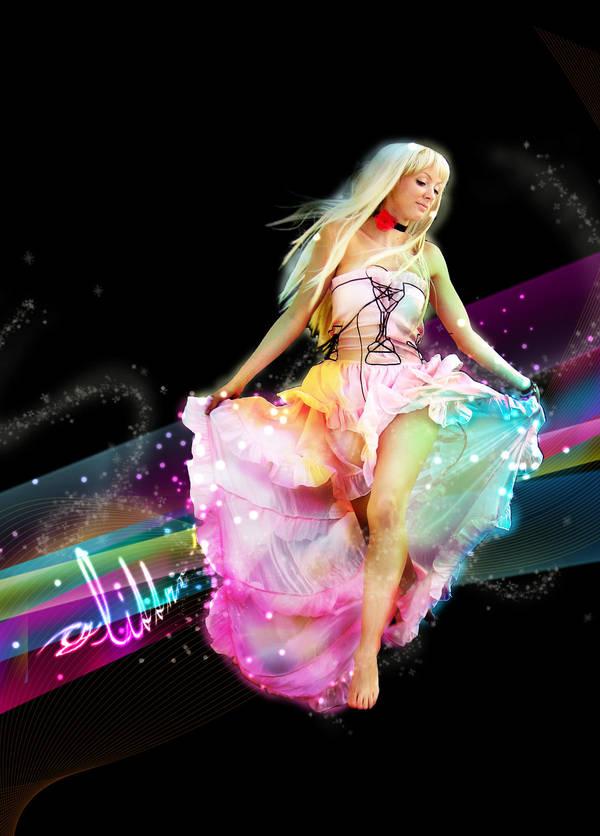 Glitter by gw3n