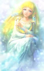 Zelda's Happiness by Yuqoi