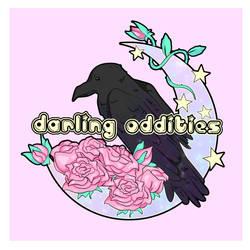 Darling-oddities-logo by Lucora