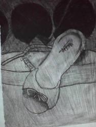 Still Art- Shoe by RelloRainbow