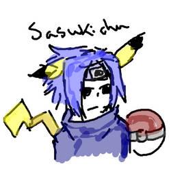 Sasuke Chu -Cute by RelloRainbow