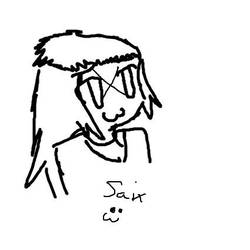 Saix -doodle by RelloRainbow