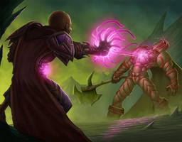Crush Soul - World of Warcraft by DaveAllsop