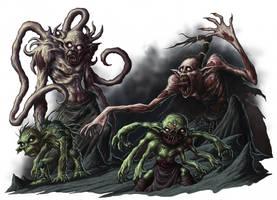 DeathGaunts by DaveAllsop