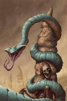 Silk Worm by DaveAllsop