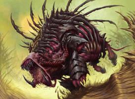 Razor Swine by DaveAllsop
