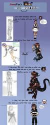 Trade You My Ninja Demon For Your Immortal Emo by YearOfTheKitty