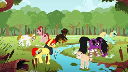 My Little Pony: The Great Unknown by YearOfTheKitty
