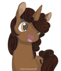 Commission - Molestia(Pony) by Pixelationer