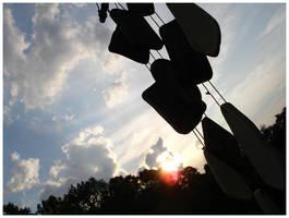 Sun Chimes by DestroyerOfTristram