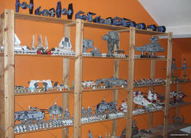 Lego Star Wars Collection I by franklando