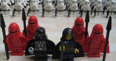 Death Star Hangar III by franklando