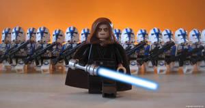 Execute Order 66: Anakin Skywalker by franklando