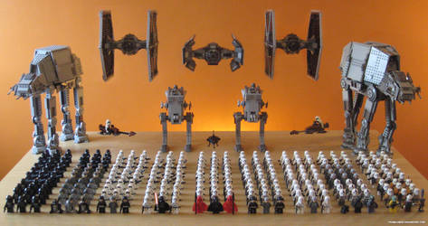 The Power of the Dark Side by franklando