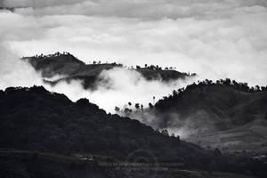 Heaven on hills by porbital