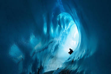 ice cave adventure2 by porbital