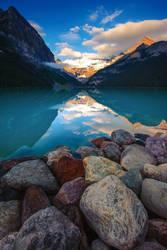 Lake Louise by porbital