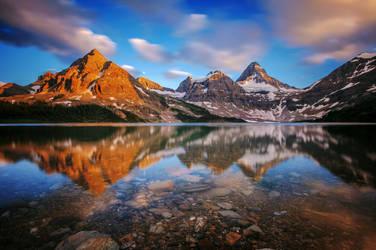 Gem of the Rockies by porbital