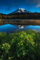 Reflection Lake by porbital