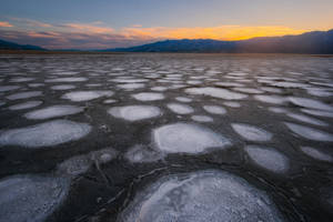 Salt Basin by porbital
