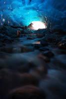 Blue Crystal by porbital