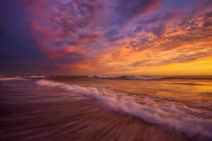 Sweet sunset by porbital