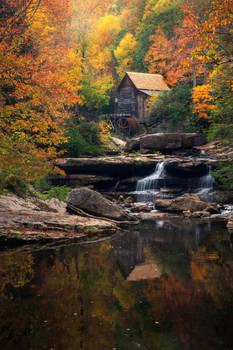 Grist Mill by porbital