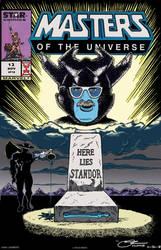 Libation For The Dead - R.I.P. Stan Lee by Oz-Muerte
