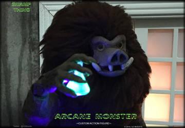 He's Taken TheFormula!-Arcane Monster CustomFigure by Oz-Muerte