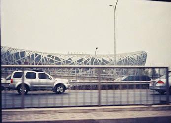 Beijing - Nest by rakastajatar