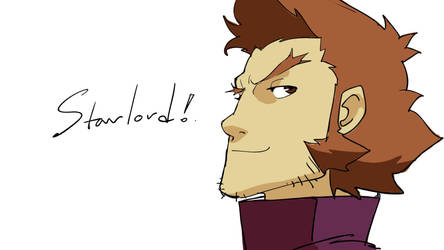Starlord by tincan21