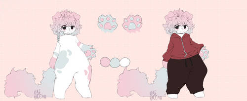 cotton candy set price closed by UbeBread