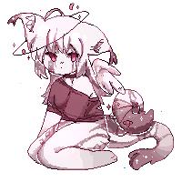 Kyoko Pixel by UbeBread