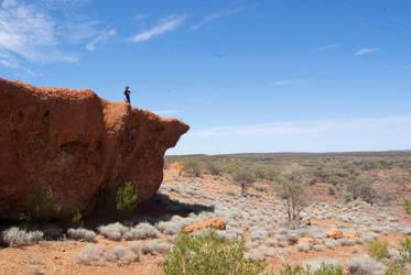 Surveying The Landscape by MadMatt87