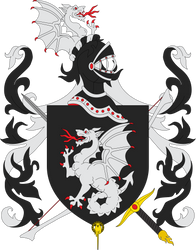 Coat of Arms of Brynden Rivers by Alb-Burguete