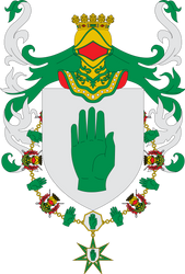 Coat of Arms of House Gardener by Alb-Burguete