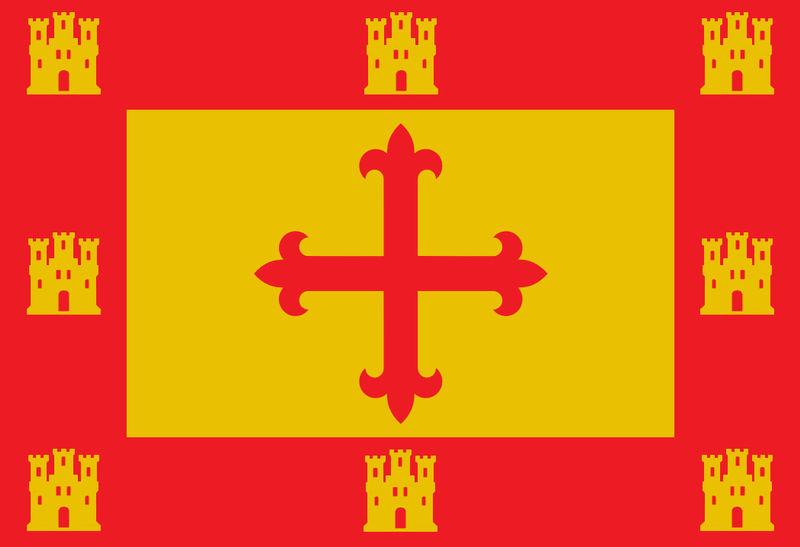 Proposal flag of San Cristobal de Las Casas by Alb-Burguete