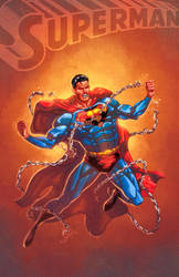 Superman by Arturo n Lord by therealARTURO