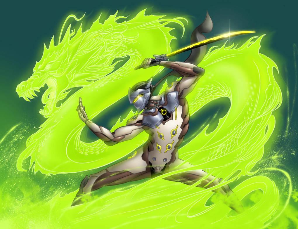 Genji by therealARTURO