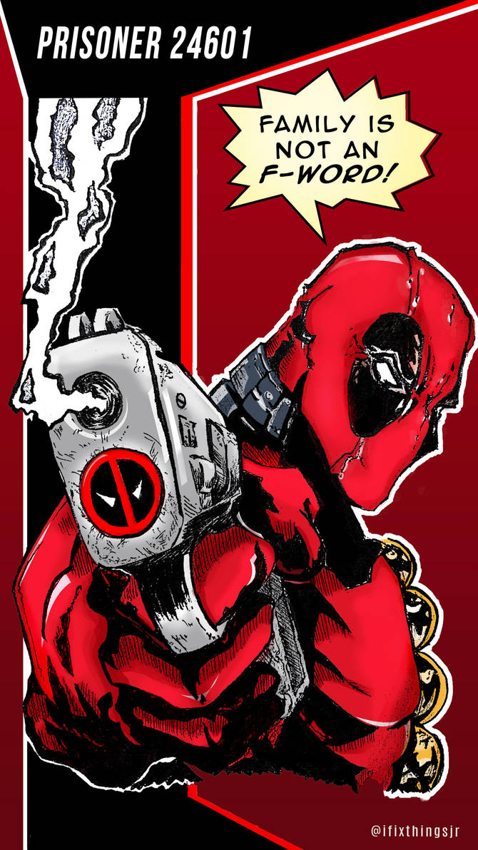 Deadpool Wallpaper For Iphone By Natsubaruahjr On Deviantart