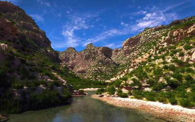 Canyon Run by RogueNZ